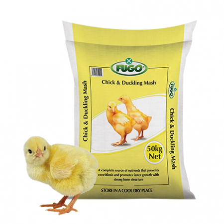 Chick and Duckling Mash